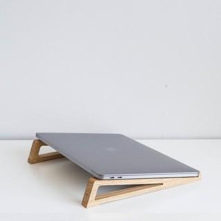 """Giá Đỡ Laptop / Kệ Laptop Gỗ/ """"Đặc Biệt có NAM CHÂM để ghép gọn 2 phần vào nhau"""""""