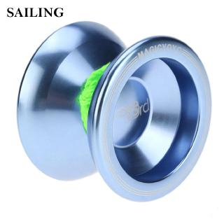 Bearing String Toy Taste Aluminum Alloy Unisex Yoyo Ball Durable Creative