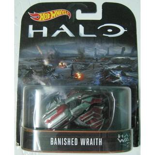 Xe mô hình Hot Wheels Halo Banished Wraith DWJ84