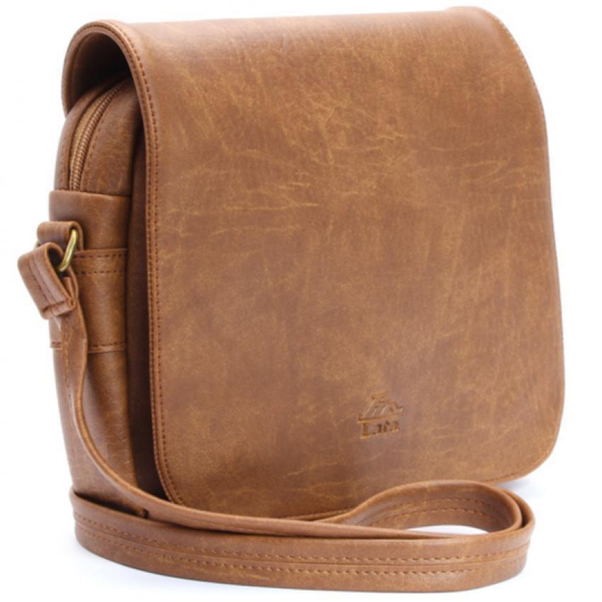 Túi đeo chéo LATA HN03 (Da bò nhạt)
