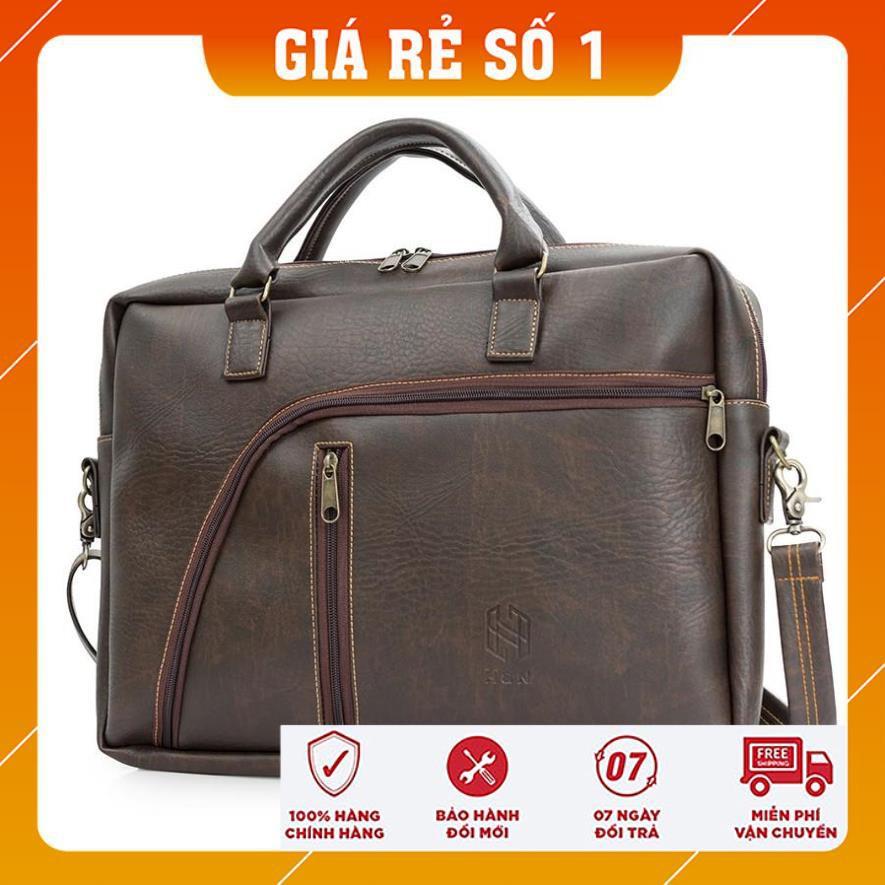 Túi laptop - Túi xách công sở Hanama Tom 11 - Cặp da công sở