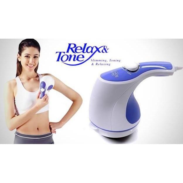 Nếu cần một máy Massage cầm tay mini giá rẻ thì Relax & Spin Tone sẽ là lựa chọn không tồi.