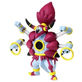 Mô hình Pokemon hoopa unbound figure