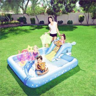 Bể bơi cầu tuột 53052