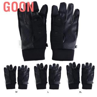 Goon For PGYTECH Model Airplane RC Remote Control Screen Display Gloves Waterproof Breathable Liner