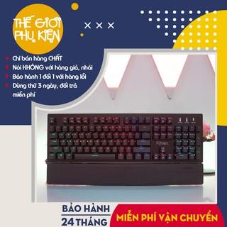 [Hàng Chính Hãng] Bàn phím cơ Gaming Fuhlen Eraser, Bàn phím cơ Game Fuhlen Eraser – Bảo hành 24 tháng