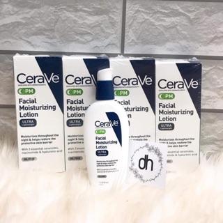 Kem dưỡng CeraVe Facial Moisturizing Lotion PM thumbnail