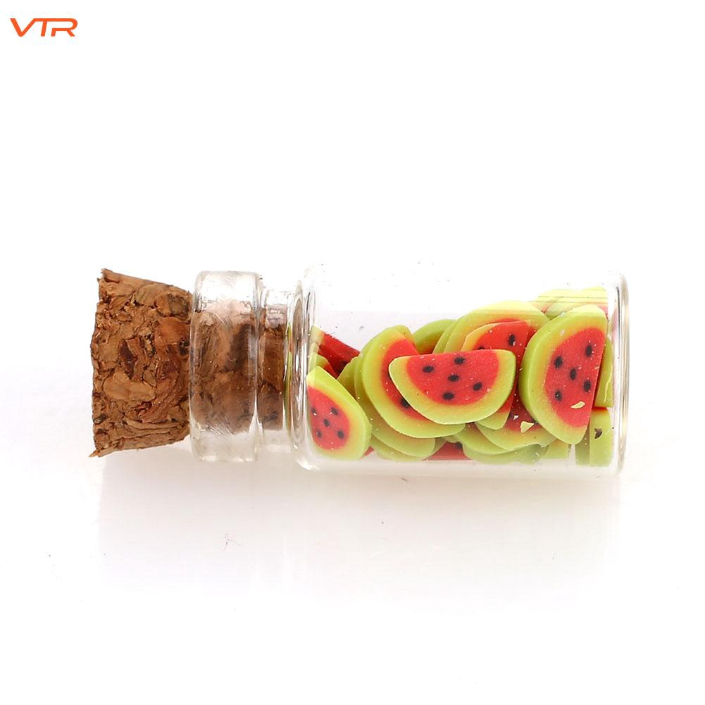 V Mini Dollhouse Food Multicolor Collection Doll'S House Accessories Doll Props Decor Toy Gift Kids Game