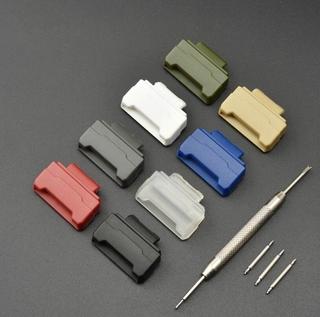 Bộ Phụ Kiện Nhựa Tpu 16mm Cho Đồng Hồ Casio G-Shock Ga-110 Ga-100 Gd-100 Dw-5600 6900 thumbnail