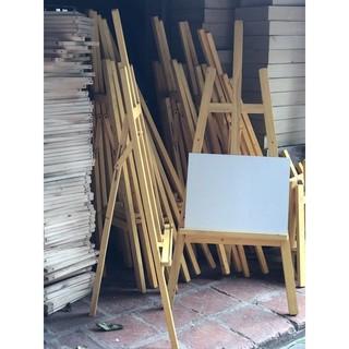 [GIÁ TẬN XƯỞNG]Giá vẽ tranh – kệ đỡ tranh vẽ – kệ trưng bày.Kích thước:130×60
