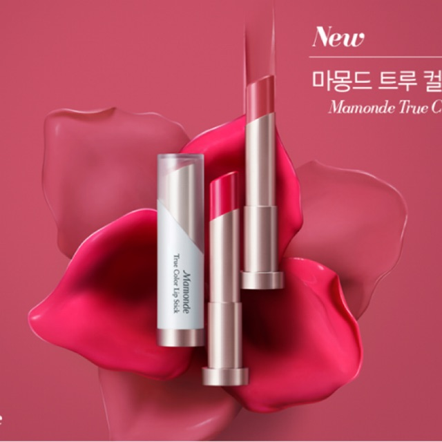 Son Mamonde True Color Lip