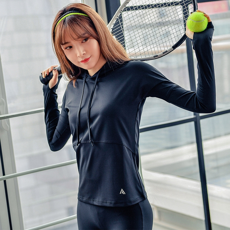 áo hoodie thể thao cho nữ