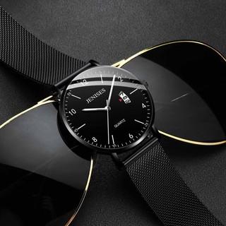 Đồng hồ nam JENISES JL01 đồng hồ doanh nhân cao cấp sang trọng