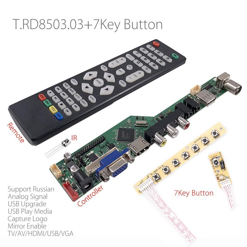 Bo LCD Tivi đa năng thay thế cho T.RD8503.03 T.V56.031 SKR.03