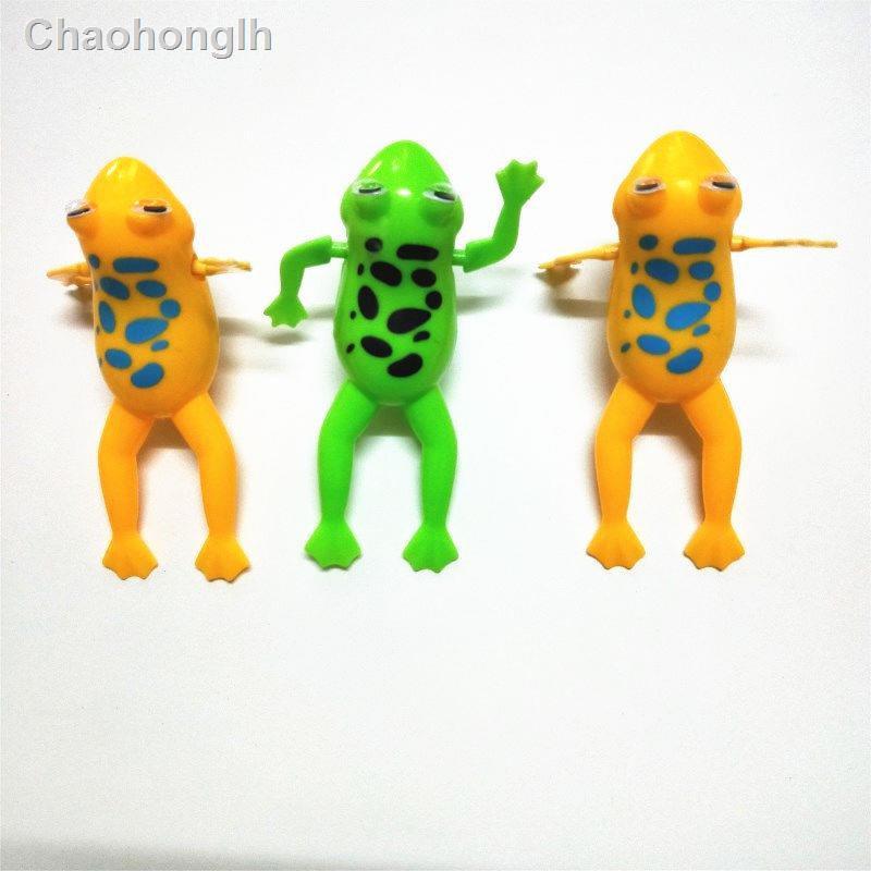 Đồ Chơi Lên Dây Cót Hình Con Rùa / Cá / Ếch Cho Bé