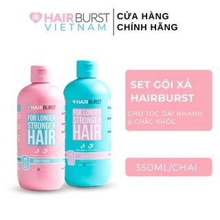 Hình ảnh Set gội xả HAIRBURST kích thích tóc mọc dài hơn chắc khỏe hơn 350ml/chai-2