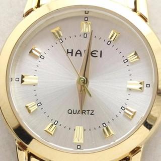 Đồng hồ nữ HALEI 6688 dây thép không gỉ thời trang