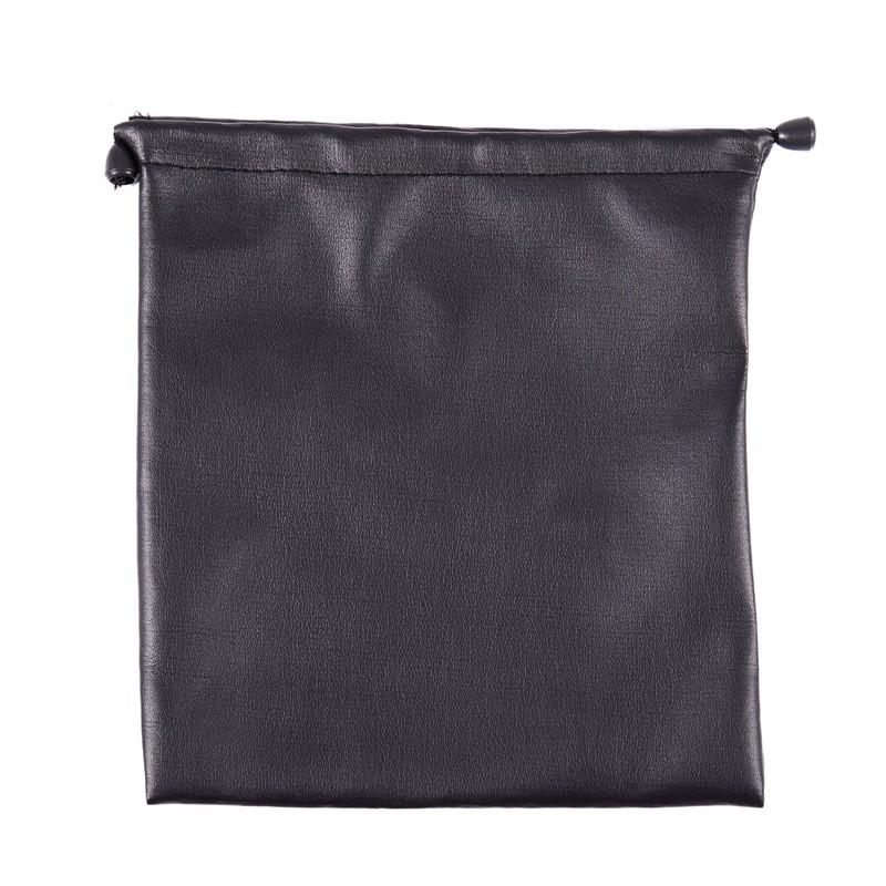 Túi da mềm đựng vật dụng kèm dây đeo tiện lợi
