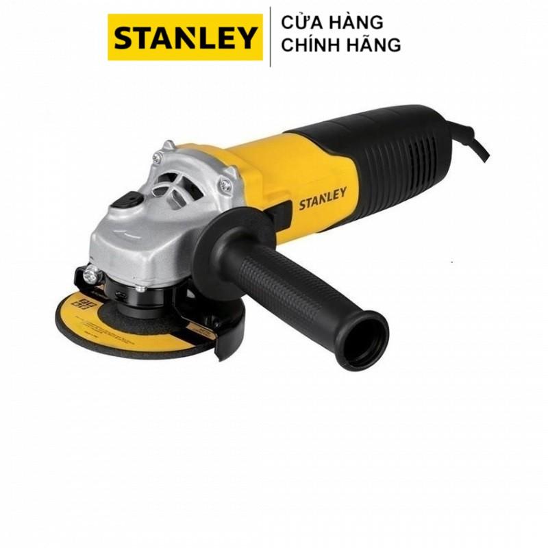 Máy mài cầm tay, máy mài góc, máy mài mini 850W Stanley - STGT8100-B1 ( Công tắc đuôi)