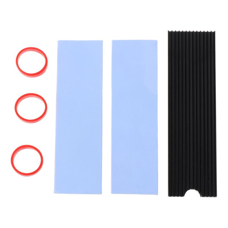 SUPB☀N90 Thermal Pad Conductivity Silicone Wafer Cooler Heat Sink for NVME M.2 NGFF 2280 PCI-E SSD Giá chỉ 48.067₫