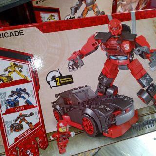 Bộ đồ chơi Lego biến hình