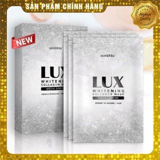 Ủ Dịch Yến Tươi Collagen Soherbs - Ủ Trắng Lux Siêu Trắng 1 hộp 3 gói thumbnail