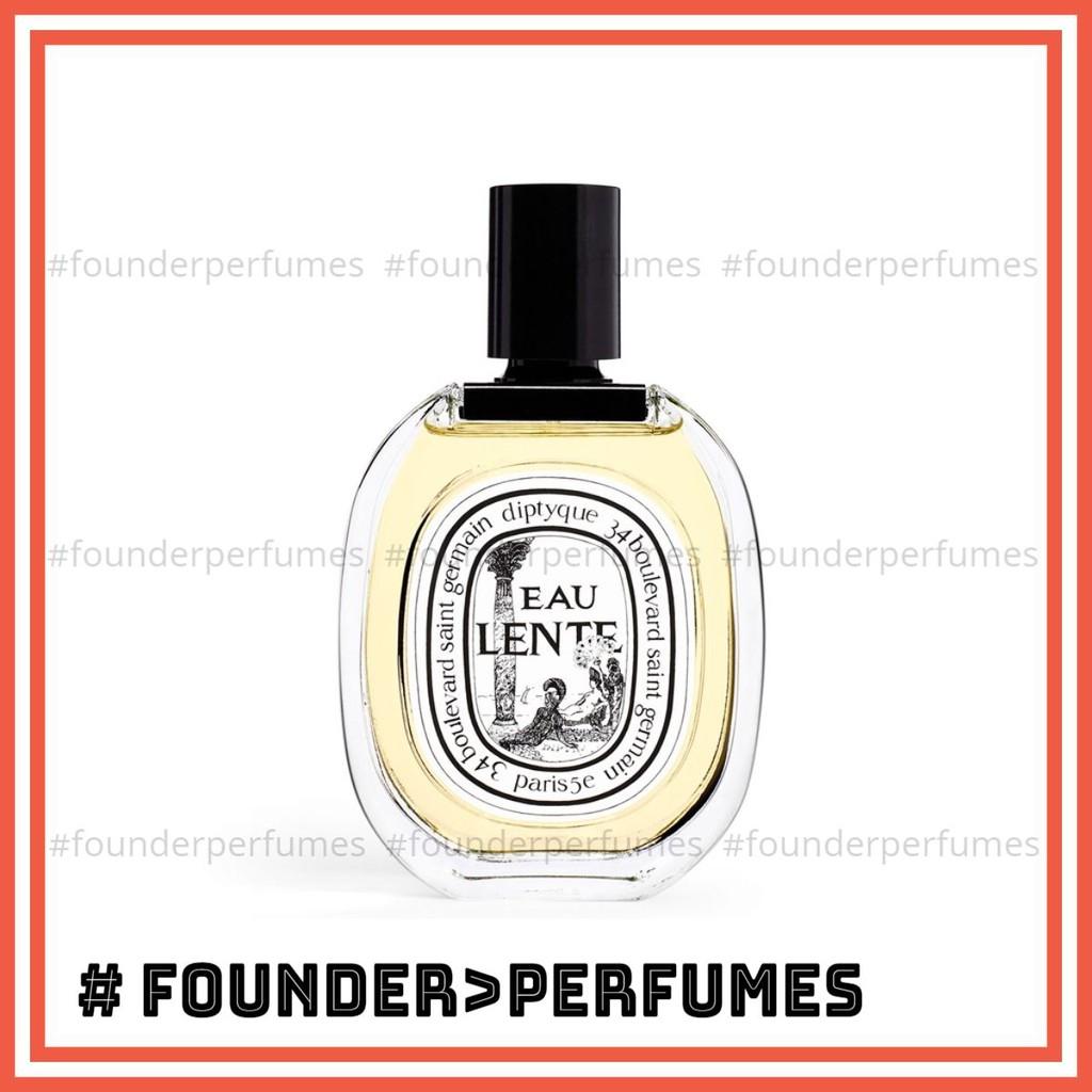 [S.A.L.E]  Nước hoa dùng thử Diptyque Eau Lente #.founderperfume