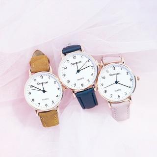 Đồng hồ đeo tay nam nữ unisex Famigo thời trang DH30 thumbnail