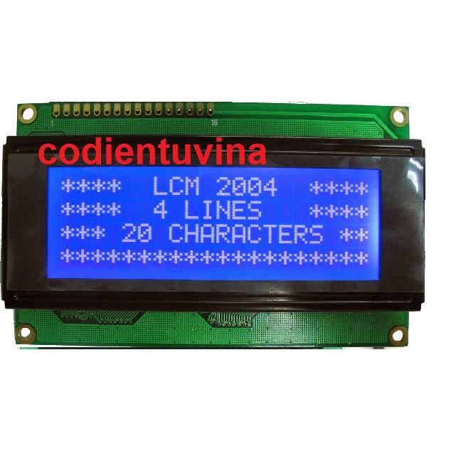 LCD 20X4