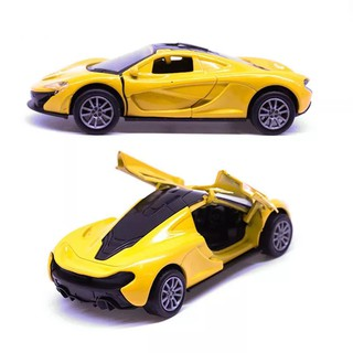Fashion Alloy Metal Toys Car Kid Education Toys 1:32 Simulation Pull Back Vehicles Toys Gift
