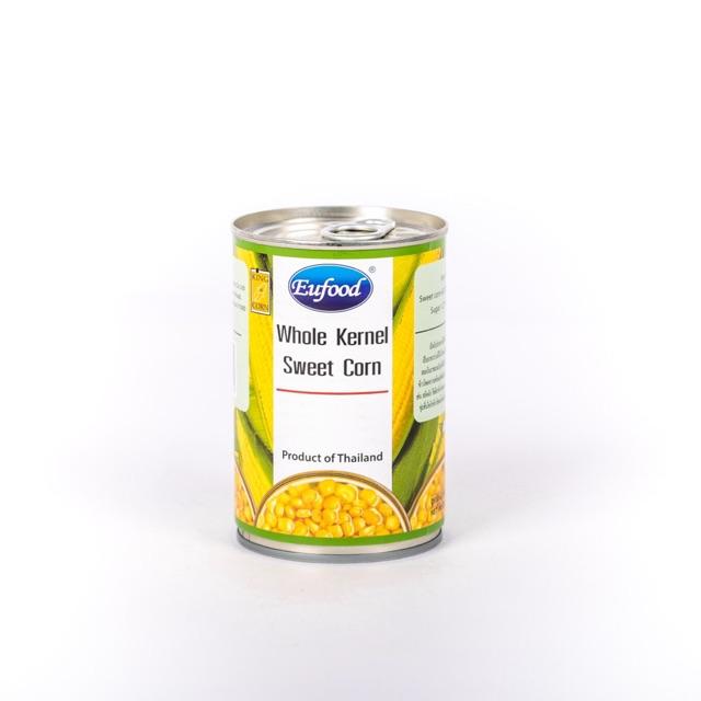 Bán cả thùng giá rẻ hơn - Ngô ngọt Thái Lan 410g