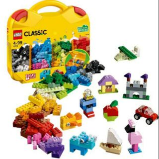 [RẺ VÔ ĐỊCH] Bộ Vali Lego Classic sáng tạo – Bé nào cũng thích mê