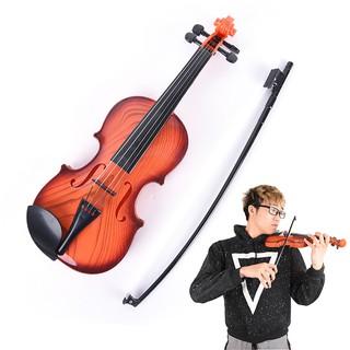 {MUV} 1Pc New Fashion and Children Super Cute Mini Music Electronic Violin GIFT{LJ}