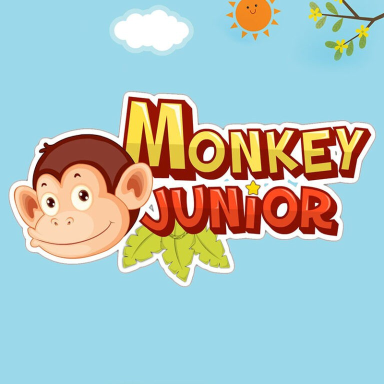 Monkey Junior cho bé