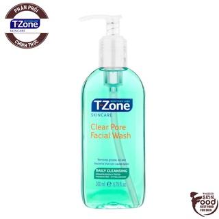 [200ml] Sữa Rửa Mặt Dạng Gel Chiết Xuất Tràm Trà Newtons Labs T-Zone Clear Pore Facial Wash thumbnail