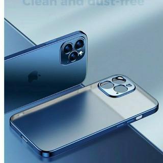 [ iphone 12 pro max ] ốp lưng sulada iphone 7 plus đến 12 pro max lưng nhám viền màu chính hãng thumbnail