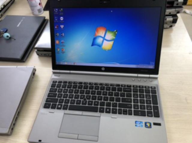 Laptop hp elitebook 8570p i5 3320m ram 4gb hdd 320gb card rời màn hình 15.6 inch