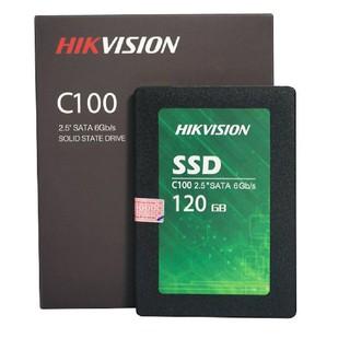 Ổ CỨNG SSD HIKVISON C100 120GB thumbnail