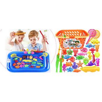 Bộ đồ chơi câu cá cho bé