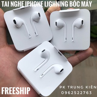 Tai Nghe iPhone 7/7Plus/8/8Plus/X Zin Bóc Máy