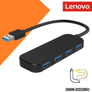 BỘ CHIA USB RA 4 CỔNG USB 3.0 LENOVO A601 - HUB USB 4 PORT 3.O LENOVO A601