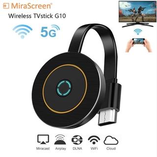 ANYCAST ANDROID Thiết Bị Kết Nối Màn Hình Mirascreen G10 2.4g 5.8g Wifi 4k