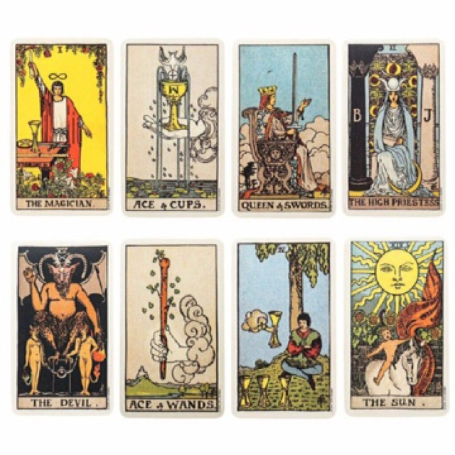 Bài Tarot Smith Waite Centennial