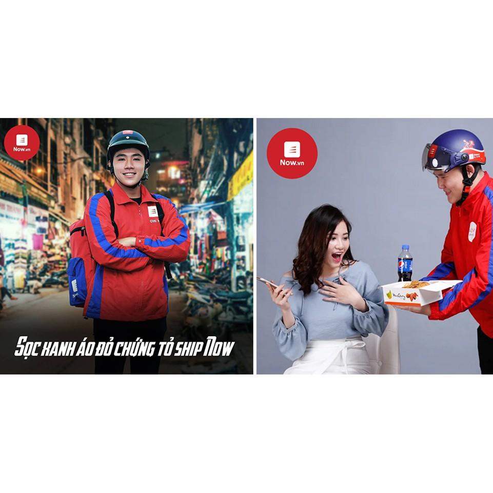 Hình ảnh Toàn Quốc [E-Voucher] NOW - Giảm 100.000đ khi đặt món trực tuyến trên Now - Độc quyền tại Shopee-1
