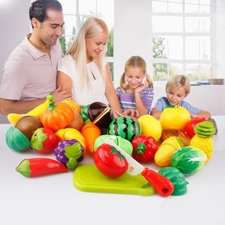 Bộ 29 món đồ chơi cắt trái cây