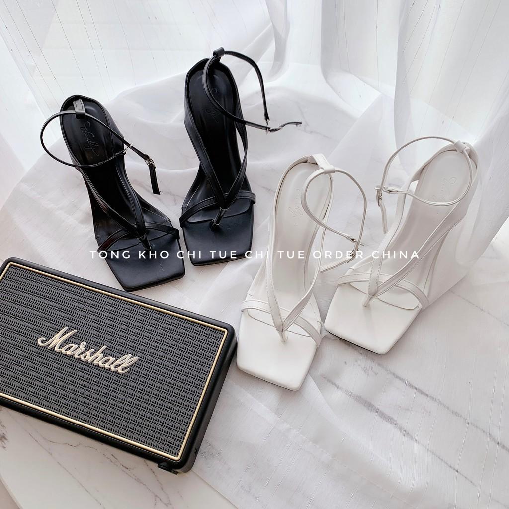 Sandal BTG Kẹp Mảnh Nữ Quảng Châu Loại 1 TONGKHOCHITUE Kèm Ảnh Thật Clip