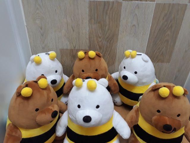 Gấu đội lốt ong