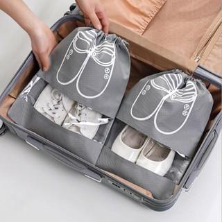Túi Đựng Giày Dép Tiện Dụng Chống Bụi Bẩn Chống Nước Tiện Dụng Khi Đi Du Lịch thumbnail