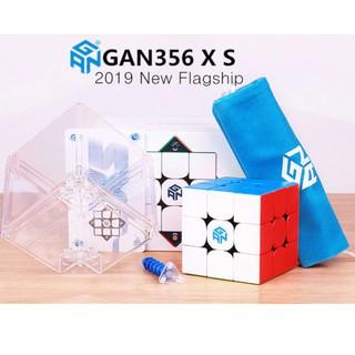 Rubik 3×3 – GAN 356 XS 3x3x3 (Có Nam Châm)