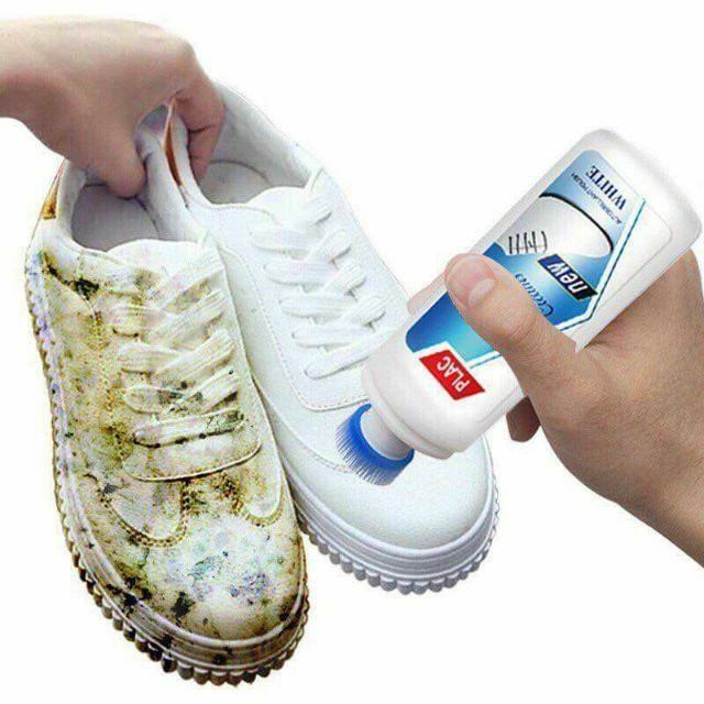 }Combo 5/10/ 15 chai tẩy giày Plac siêu sạch